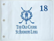 St Andrews Links The Old Course Embroidered Golf Flag