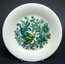 Royal Doulton Everglades TC1083 Pattern Side or Bread Size Plates 16cm - in VGC