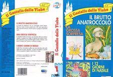 Il Castello delle Fiabe  (1991) VHS DV Video n. 1 - 3 Fiabe