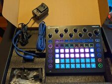 Novation Circuit Drum Machine, Pad Controller Grid-Based Groove Box