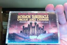 Mormon Tabernacle Organ & Chimes- Silent Night- new/sealed cassette tape