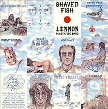 Shaved Fish by John Lennon (CD, Dec-1987, Capitol)