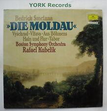 DG 2535 132 - SMETANA - Mein Vaterland - KUBELIK Boston SO - Ex Con LP Record