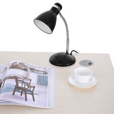 LED Metal Desk Lamp Adjustable Goose Neck Table Lamp Eye-Caring Study Lamps Hot