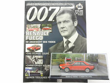 James Bond Collection Heft 86 Renault Fuego A View to A Kill OVP 1603-31-06