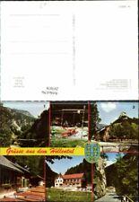 297079,Höllental Kajak Gasthof Kaiserbrunn u. Singerin b. Naßwald Schwarzau Mehr