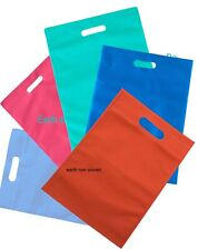 More details for 100 non woven bag with carry handle, gift bags reusable