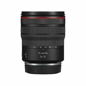Canon RF 14-35mm f/4L IS USM Lens. 2 Years Warranty