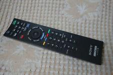 Original Sony LCD TV Remote Control RM-YD063 KDL40EX523 KDL46EX520 KDL32EX521