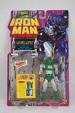 Iron Man Animated Series: WHIRLWIND, Toy Biz Marvel 1995, NEW & SEALED