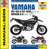 Haynes Manual 6009 Yamaha MT125 YZF-R125 2014-15 & WR125 2009-2015 NEW