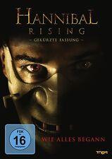 HANNIBAL RISING-WIE ALLES BEGANN DVD NEU
