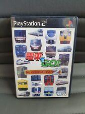 PS2 PlayStation 2 Densha De Go! Professional 2 JAPAN NTSC-J