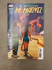The Magnificent Ms Marvel #12 Main Cover A 1st Print Legacy #069 Marvel (2020)