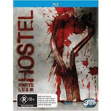 Hostel: Parts 1-3