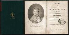 Claude Carloman de Rulhiere   Geschichte der russischen Revolution im Jahr 1762