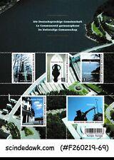 BELGIUM - 2009 REGIONS GERMAN COMMUNITY SG#MS4229 - MIN/SHT MNH