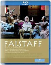Verdi: Falstaff [Salzburg Festival] [Wiener Philharmoniker, Zubin [DVD]
