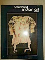 American Indian Art Magazine Spring 1980 Oglala Weeden Island Ceramics Plains