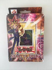 Yu-GI-Oh! - Yugi Starter Deck - Sealed - English N/A 2002
