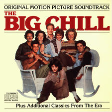 Soundtrack: the Big Chill (Original 1984 U.S. 14 Track CD) * Made By Sanyo Japan