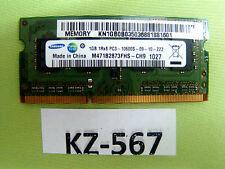 Samsung m471b2873fhs-ch9 1gb ddr3 SO-DIMM pc3-10600 1333mhz #kz-567