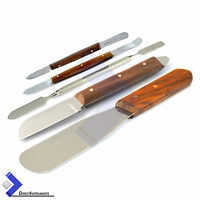 Plaster Alginate Knife Fahen Wax Cement Spatula Mixing Laboratory Hand Tools Kit