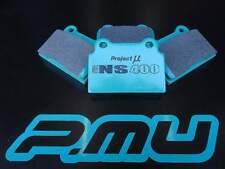 PROJECT MU NS400 REAR BRAKE PADS TO SUIT MITSUBISHI EVOLUTION 10 BREMBO CZ4A PMU
