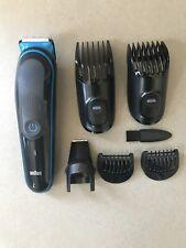 Braun 7-in-1 MKG5245 Hair Trimmer & Clipper Styling Kit Cordless
