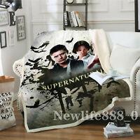 070 Supernatural Season 14 Sam Dean Winchester /& Castiel 18x12 36x24 Hot Poster