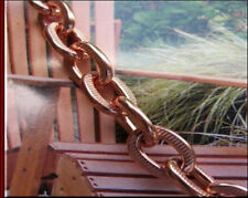 Men's 9 Inch Solid Copper Bracelet CB683G  - 3/8 of an inch wide