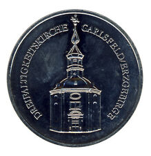 DDR - Dreifaltigkeitskirche zu CARLSFELD - WEIHNACHTEN 1984 - ANSEHEN
