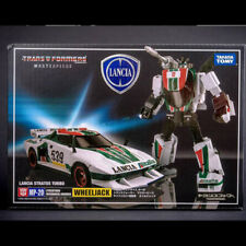 MP MasterPiece Series TKR Transformation MP20 Wheeljack Action Figure Model Toy