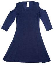 Vêtements bleus en polyester pour fille de 2 à 16 ans
