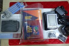 Lot - Palm - 3Com - PDAs/Keyboard/Docking-Station/Manuals/Misc. extras