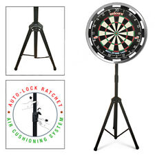Darts Caddy Kit ProAir II Stand, Eclipse Pro 2 & Solar Flare Lighting Surround