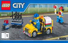LEGO ® Service-veicolo meccanico mechanic nuovo da vetrina volo Air Show 60103-1