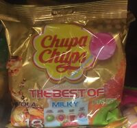 Lot Revendeur Destockage De 90 Sucettes Chupa Chups Assorties