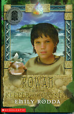 ROWAN and the KEEP OF THE CRYSTAL #3 THE ROWAN SERIES EMILY RODDA