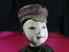 FORMER JAPANESE IMPERIAL ARMY NAVY SOLDIER STATUE DOLL RUSSO JAPANESE WAR MEIJI