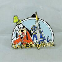 WDW Where Dreams Come True Starter Set Goofy Disney Pin 52876