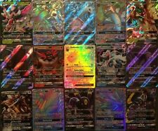 100 Pokemon Cards Ultimate Pack 1 GX ULTRA RARE 15 Rares/shiny FAST DISPATCH