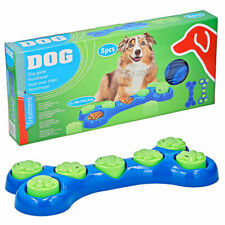 Pet Dog Hide And Seek Treats Fun Interactive Game Fun Play Training Toy 8 Pcs