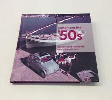 Remember the '50s? objects and moments of a dynamic era - book - Homewares SALE