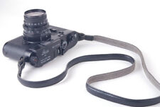 Ex+ Leica M3 Double Stroke  black body Summicron 50mm f/2 w/DR filter No.913xxx