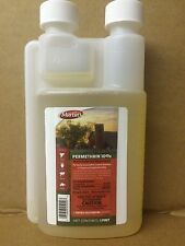 Martins Permethrin 10%, 1 Pint 16 oz, Fleas, Lice,Flies, Mites and more