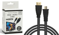 HDMI High Definition Multimedia Interface MICRO Cable High Speed