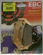 BMW R1200GS (2005 to 2013) EBC Double-HH Sintered Rear Brake Pads (FA363HH)