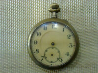 VINTAGE SWISS POCKET WATCH