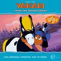 YAKARI - (28)HSP Z.TV-SERIE-YAKARI UND GROßER GRAUER   CD NEU